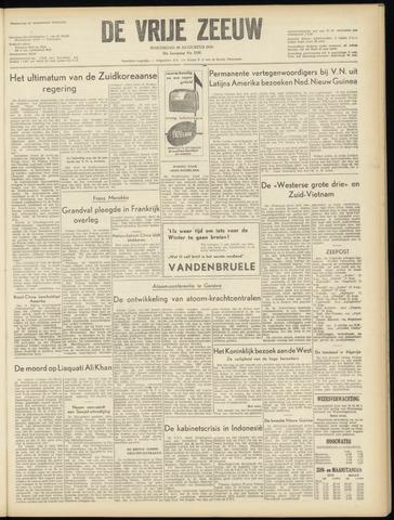de Vrije Zeeuw 1955-08-10