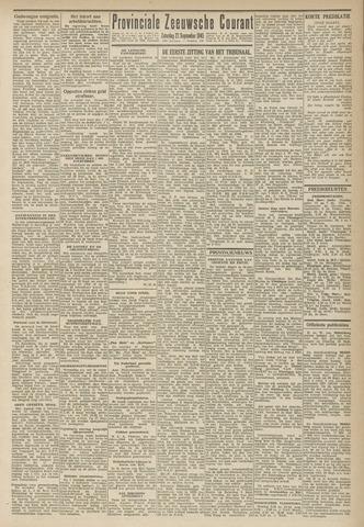 Provinciale Zeeuwse Courant 1945-09-22