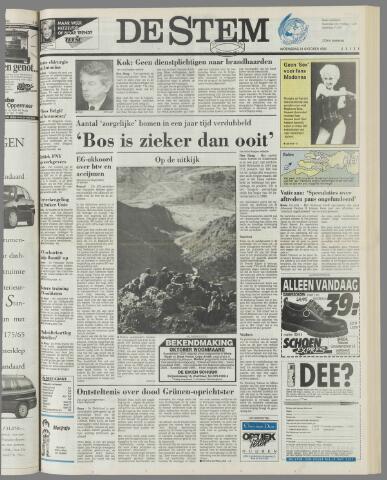de Stem 1992-10-21