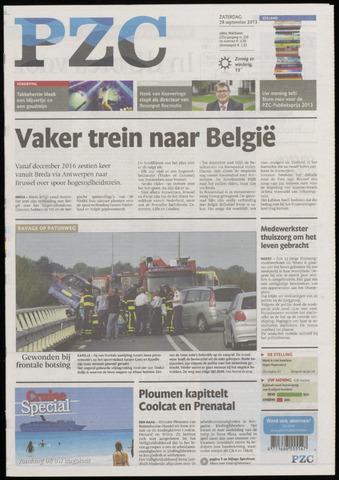 Provinciale Zeeuwse Courant 2013-09-28
