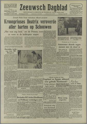 Zeeuwsch Dagblad 1957-05-13