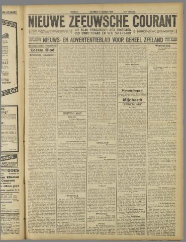 Nieuwe Zeeuwsche Courant 1926-01-09