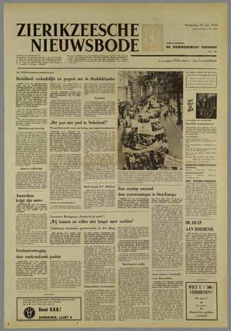 Zierikzeesche Nieuwsbode 1970-05-28