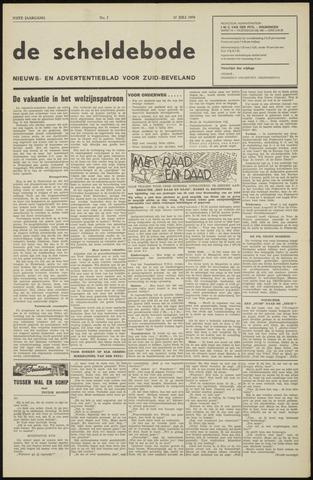 Scheldebode 1970-07-17