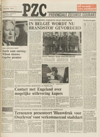 Provinciale Zeeuwse Courant 1974-03-05
