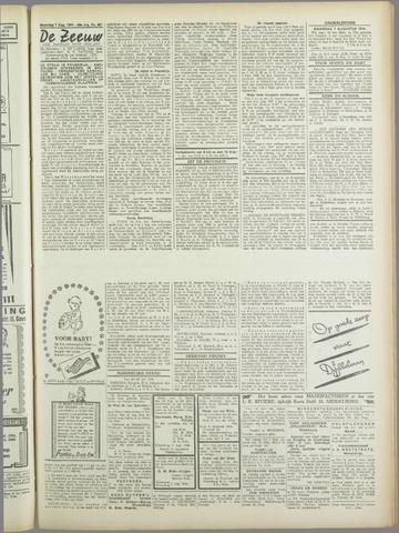 De Zeeuw. Christelijk-historisch nieuwsblad voor Zeeland 1944-08-07