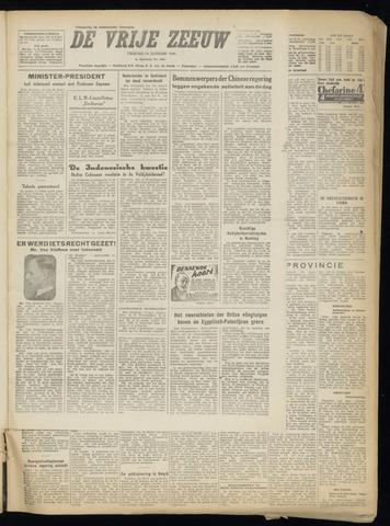 de Vrije Zeeuw 1949-01-14