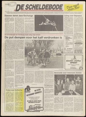 Scheldebode 1991-02-06