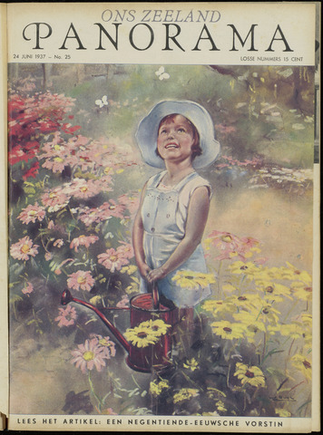 Ons Zeeland / Zeeuwsche editie 1937-06-24