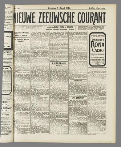 Nieuwe Zeeuwsche Courant 1912-03-09