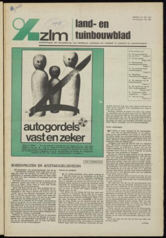 Zeeuwsch landbouwblad ... ZLM land- en tuinbouwblad 1975-05-30
