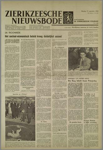 Zierikzeesche Nieuwsbode 1963-09-17