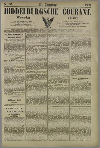 Middelburgsche Courant 1888-03-07