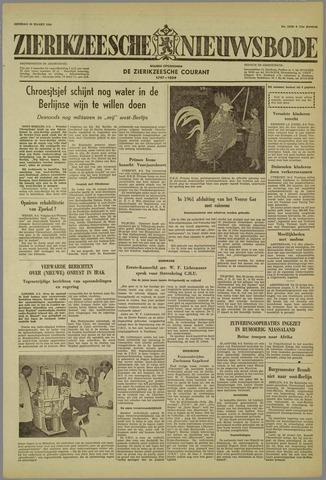 Zierikzeesche Nieuwsbode 1959-03-10