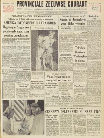 Provinciale Zeeuwse Courant 1963-08-31