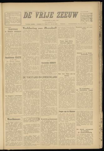 de Vrije Zeeuw 1947-07-16