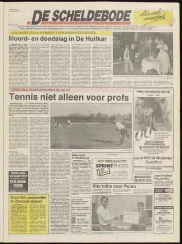 Scheldebode 1990-04-19
