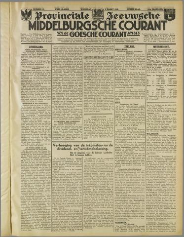 Middelburgsche Courant 1938-03-09