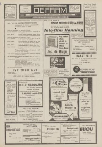 de Faam en de Faam/de Vlissinger 1963-09-20