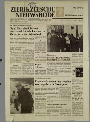 Zierikzeesche Nieuwsbode 1979