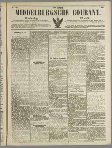Middelburgsche Courant 1906-07-12