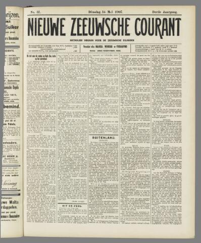 Nieuwe Zeeuwsche Courant 1907-05-14