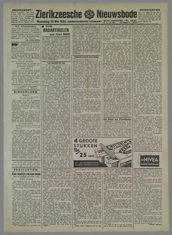 Zierikzeesche Nieuwsbode 1934-05-30