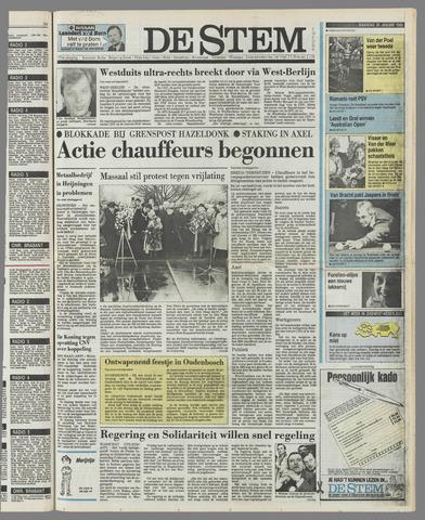 de Stem 1989-01-30