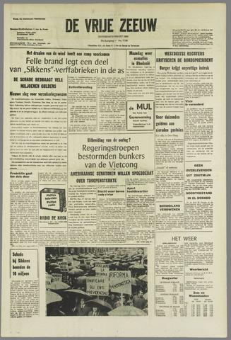 de Vrije Zeeuw 1968-03-09