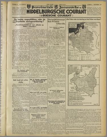 Middelburgsche Courant 1939-09-02