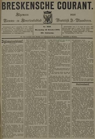 Breskensche Courant 1912-10-16
