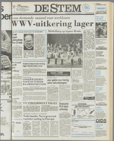 de Stem 1982-08-20