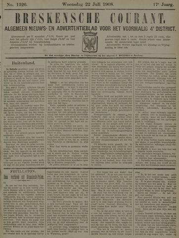 Breskensche Courant 1908-07-22