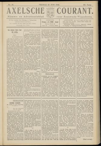 Axelsche Courant 1940-06-21