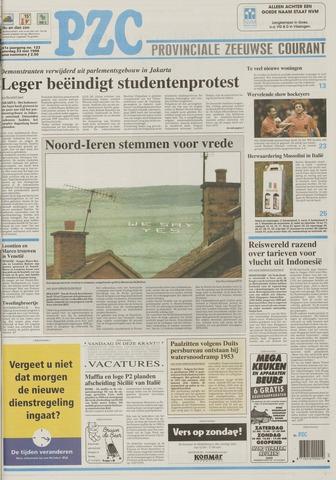 Provinciale Zeeuwse Courant 1998-05-23