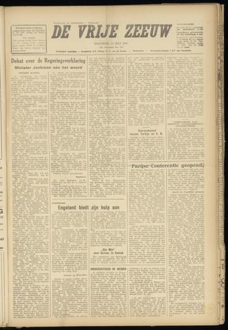 de Vrije Zeeuw 1947-07-14
