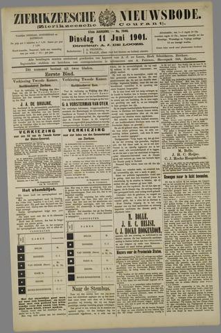Zierikzeesche Nieuwsbode 1901-06-11