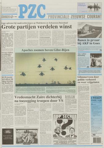 Provinciale Zeeuwse Courant 1996-11-14