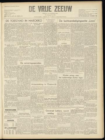de Vrije Zeeuw 1955-08-26