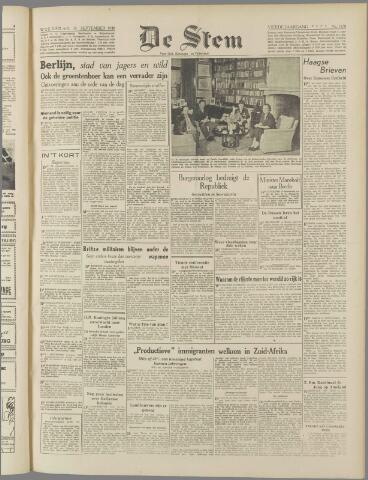 de Stem 1948-09-15