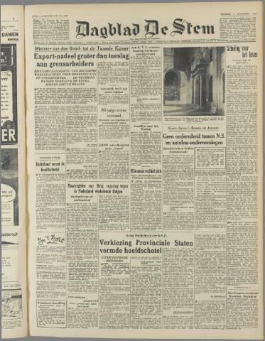 de Stem 1949-11-08