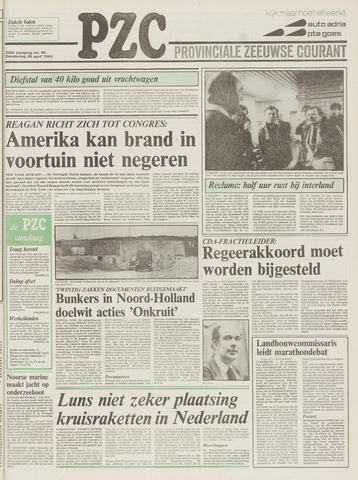 Provinciale Zeeuwse Courant 1983-04-28