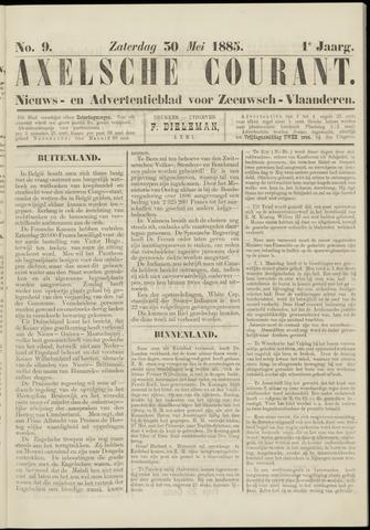 Axelsche Courant 1885-05-30