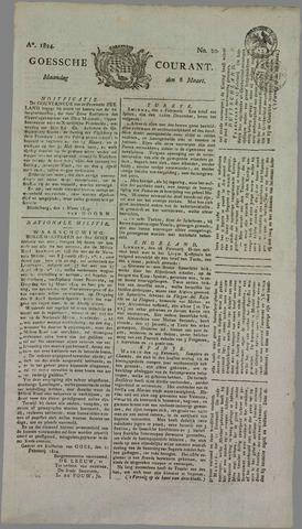 Goessche Courant 1824-03-08