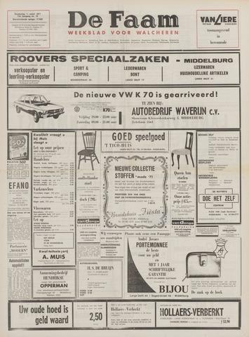de Faam en de Faam/de Vlissinger 1971-03-11
