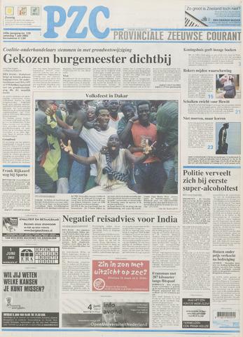 Provinciale Zeeuwse Courant 2002-06-01