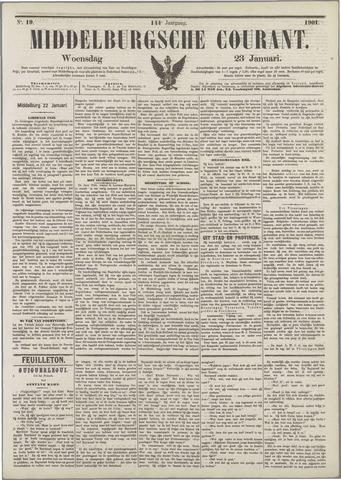 Middelburgsche Courant 1901-01-23