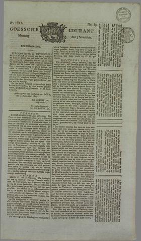 Goessche Courant 1827-11-05