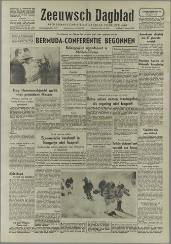 Zeeuwsch Dagblad 1957-03-22