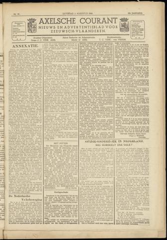 Axelsche Courant 1945-08-04